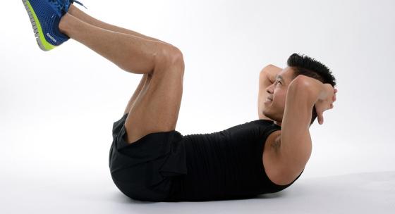 Jednoduché 20-minútové tréningy brucha