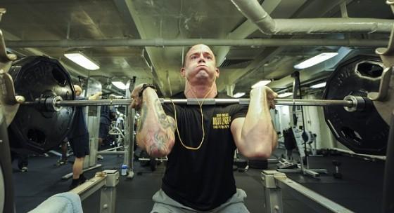 Ako budovať svaly po štyridsiatke?