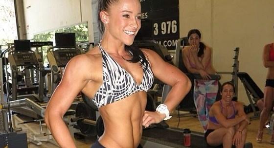 Pozrite sa, ako vyzerá život fitness modelky