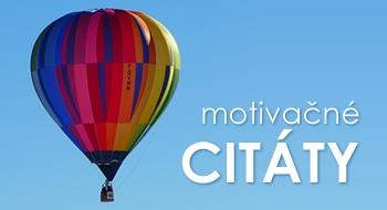 Pondelková dávka motivácie – citáty (5.)