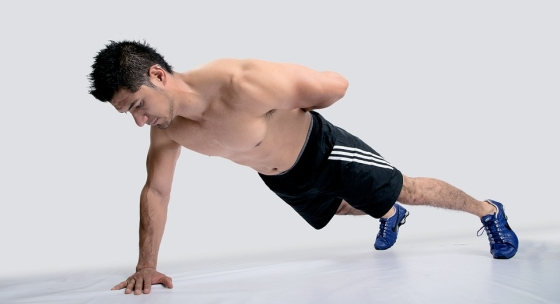 Cviky, ktorými si zvýšite silu stredu tela