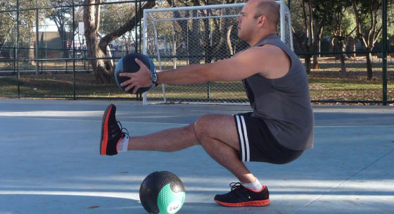 Na tento intenzívny tréning nôh potrebujete len 12 minút