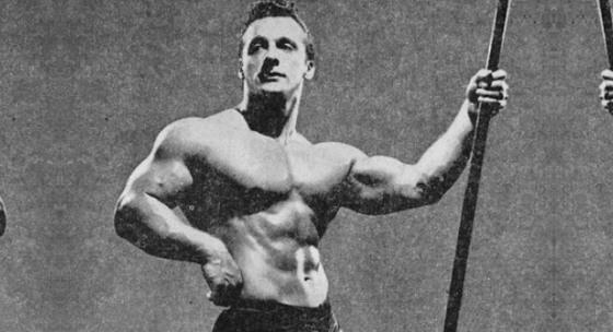 Tréning legendy XXXV. – George Eiferman a tréning celého tela