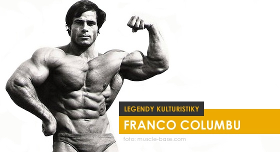 Legendy kulturistiky I. – Franco Columbu