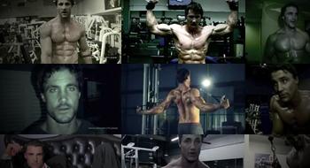 Ako trénuje známy fitness model Greg Plitt?
