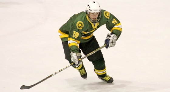 Tréning hokejistu: Ako zrýchliť korčuľovanie mimo ľadu?