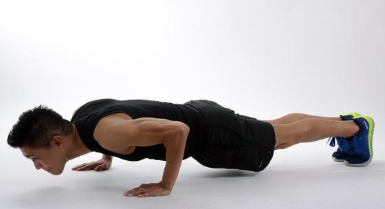 Jednoduchý a efektívny tréning celého tela