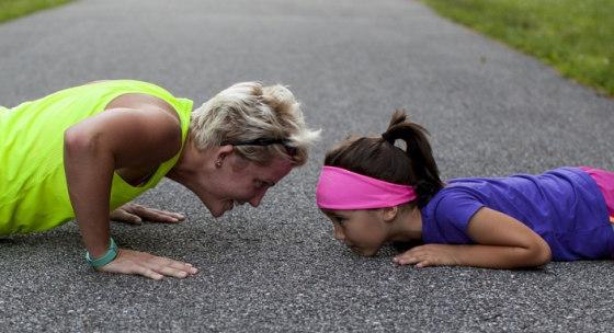 Ako doviesť svoje deti k cvičeniu? Týchto 7 tipov vám pomôže