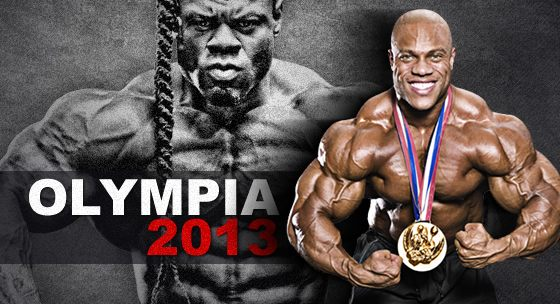 Phil Heath sa stal Mr. Olympia 2013