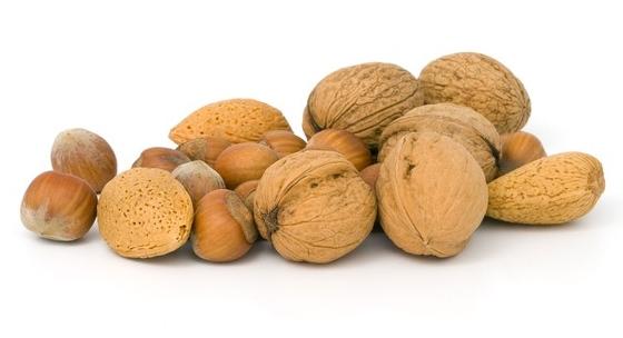 5 druhov orechov pre zdravú výživu