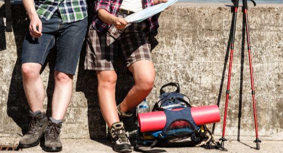 Ako si zvýšiť komfort pri turistike či lyžovaní? Okrem obuvi nepodceňujte palice a vložky do topánok