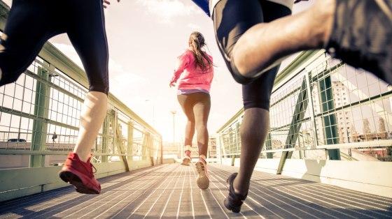 5 tipov, ako začať behať