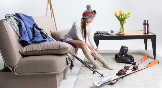 Takto si lyžovačku užijete v zdraví!