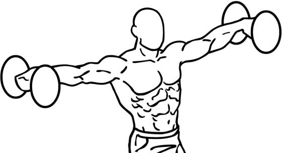 Šetrný tréning ramien, pri ktorom nevyužijete tlakové cviky