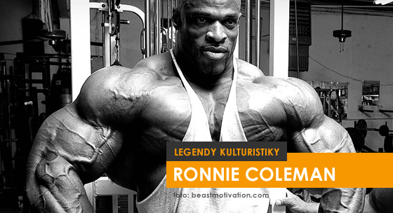 Legendy kulturistiky VI. – Ronnie Coleman