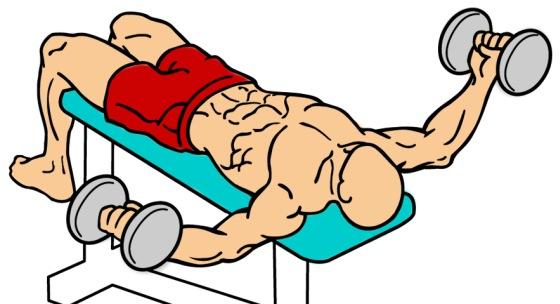 Tréning hrudníka: Zvýšte si hmotu predvyčerpaním a vyšťavením