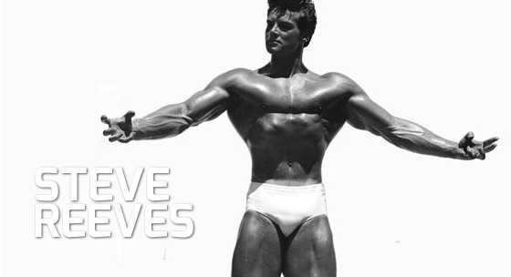Legendy kulturistiky XVI. – Steve Reeves