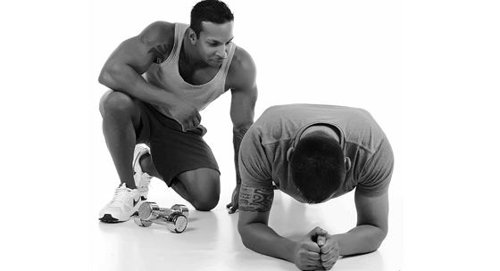 Čo povedať niekomu, koho chcete motivovať k cvičeniu?