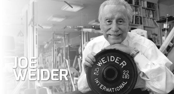 Legendy kulturistiky XVII. – Joe Weider